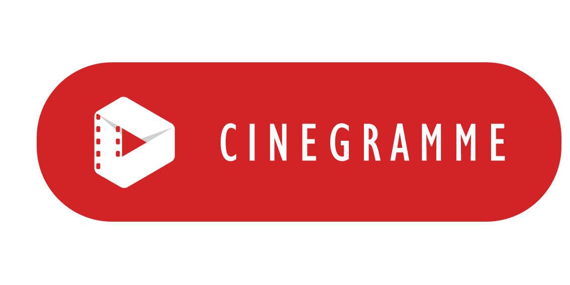 logo rouge intégrale Cinegramme
